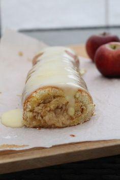 Äpplepaj rulltårta