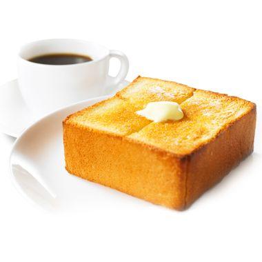 厚切りバタートースト 上島珈琲店