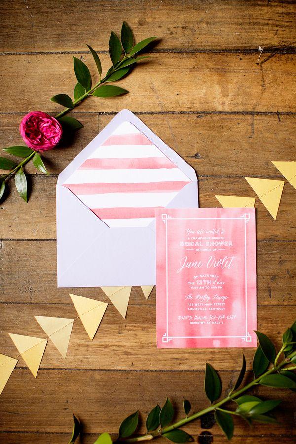 Pink Bridal Shower Inspiration 132 best Pink