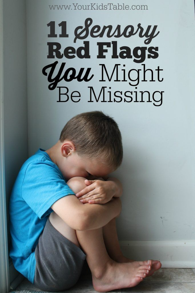 Dissecting what is sensory behavior can be soooo overwhelming. Worse is that parents worry they are totally missing other signs for sensory difficulties. These are some of those commonly missed