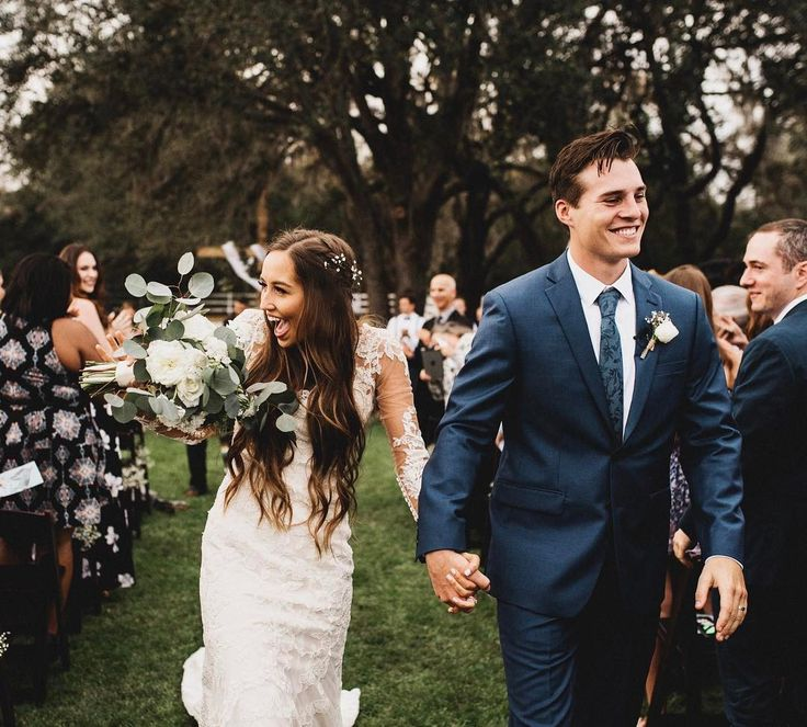 Marcus Johns, Kristin Lauria Married, Wedding Pictures   Teen.com