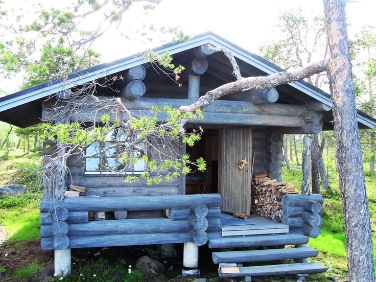 Sauna in Lapland