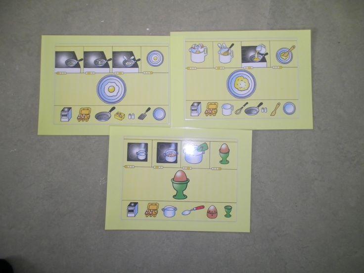 Stappenplan: eieren bereiden op verschillende manieren *liestr*