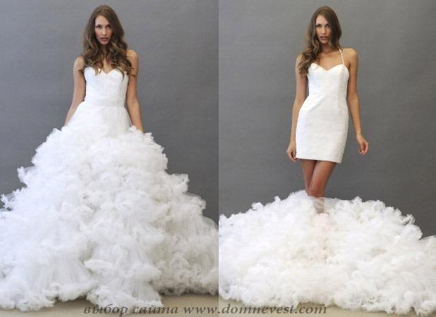 Короткое свадебное платье москва дорого