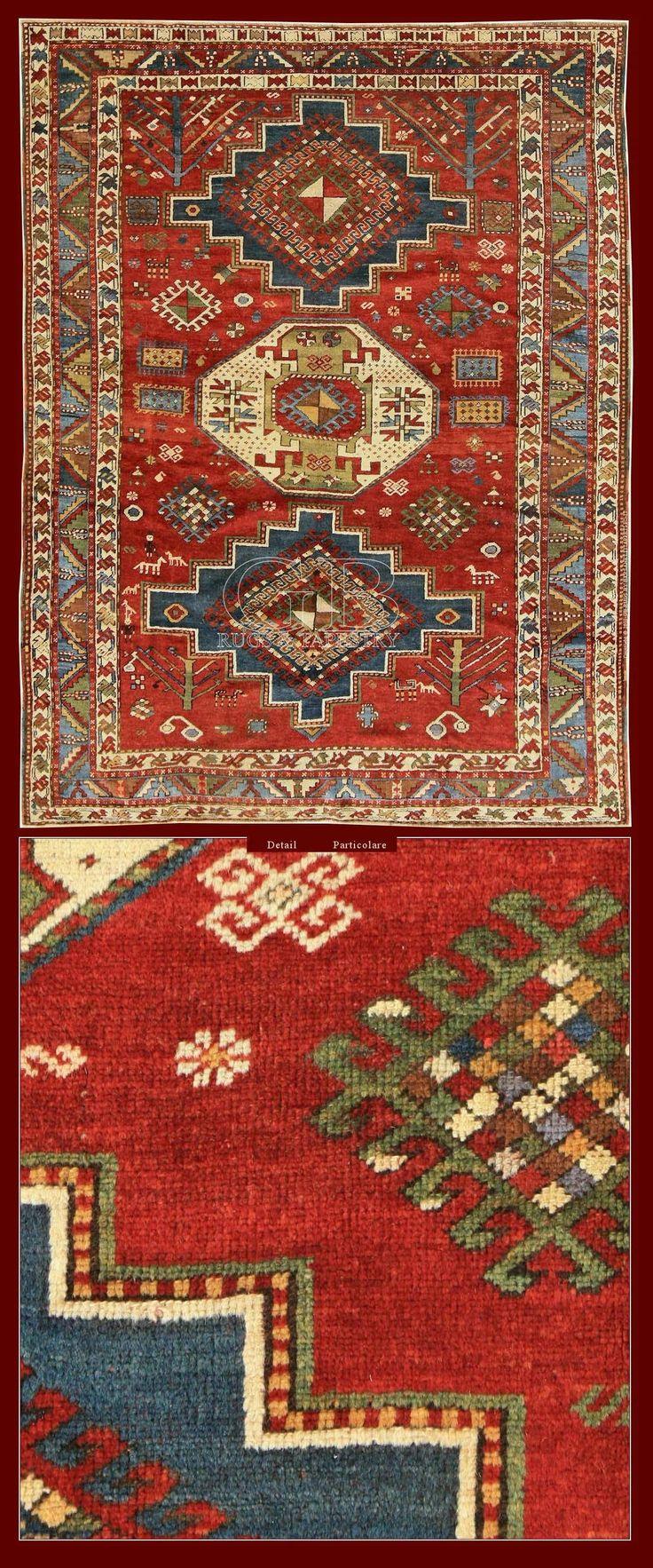 LORI-PAMPAK KAZAK RUG, LORI-PAMPAK KAZAK RUG 250 x 200 | 140907663161 | GB Rugs