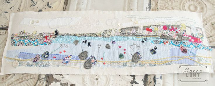 The full St Ives. Before making it into a lampshade.www.marnalunt.co.uk