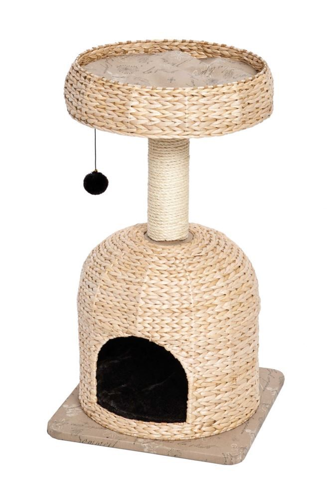 Feline Nuvo Scout Wicker Cat Furniture | MidWest Homes For Pets