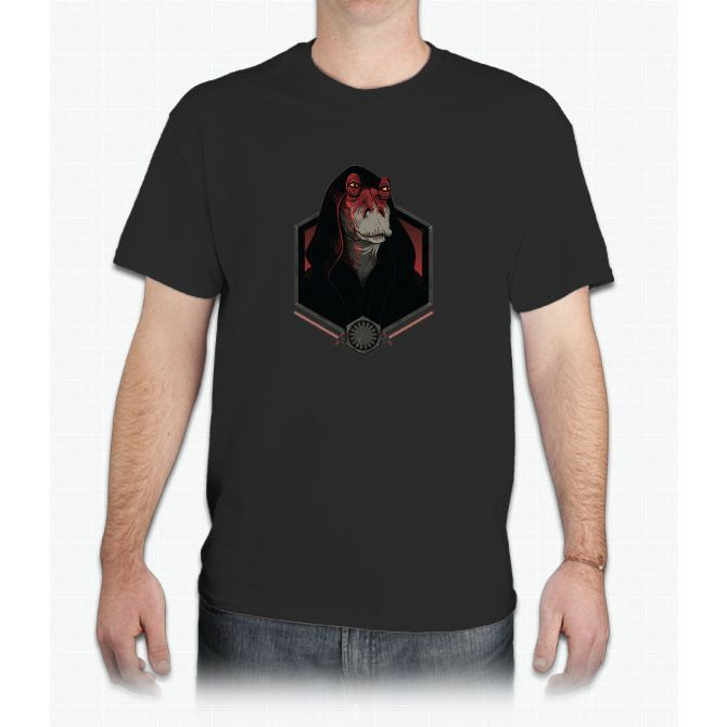 Darth Darth Binks - Mens T-Shirt