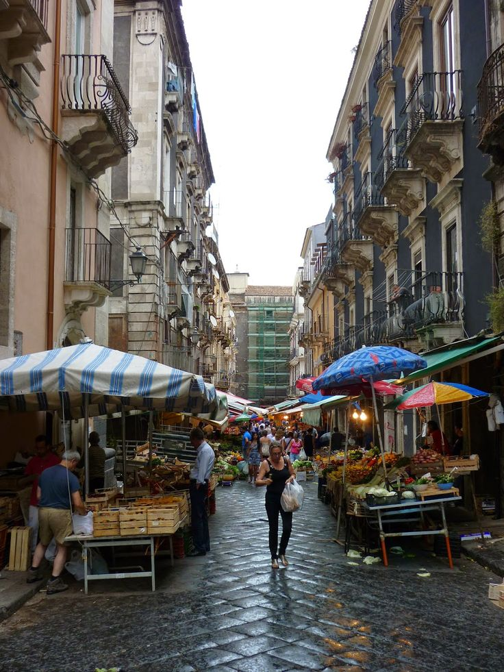 GlobeShoppeuse: Sicile #2 : Catane, l'Etna et Taormine