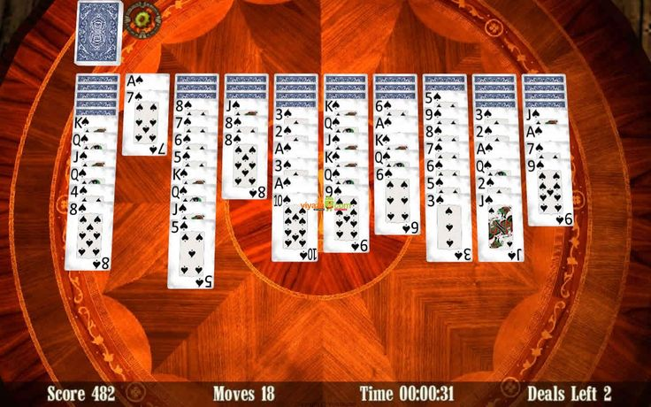 Play Spider Solitaire • Play Free Spider Solitaire Game Online Today!  When you play Spider Solitaire on the intermediate or advanced levels, try to play in the same apartment. For example, you can play a red six of the seven black, but if you cannot move that seven to eight without moving the six. If reproduced in the same order, you can play Spider Solitaire from the highest card in the stack.   Play Now: http://playfreeonline32.com/play-spider-solitaire/