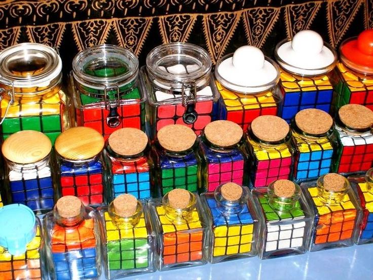 Cubos Embotellados