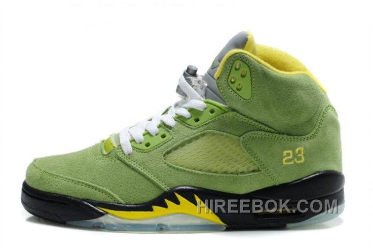http://www.hireebok.com/air-jordan-5-retro-suede-green-yellow-black-livraison-gratuite.html AIR JORDAN 5 RETRO SUEDE GREEN YELLOW BLACK LIVRAISON GRATUITE : $88.00