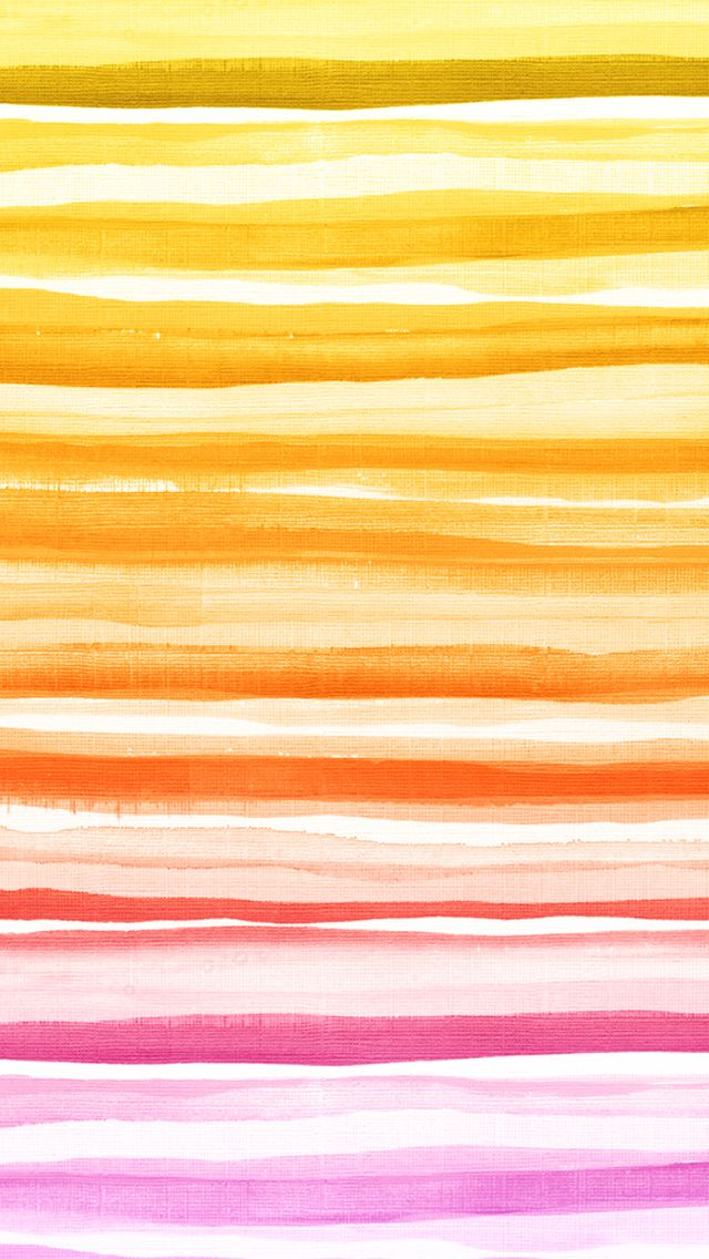 131 best mobile wallpapers images on pinterest backgrounds iphone 5 wallpaper watercolor stripes pink yellow orange colors pattern voltagebd Images