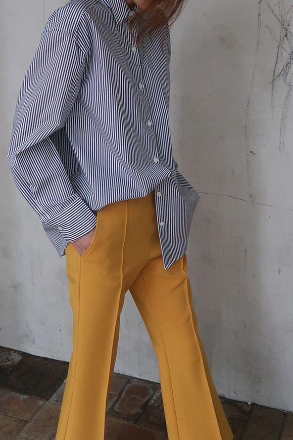Navy Striped Cotton Shirts on kellinsilver.com