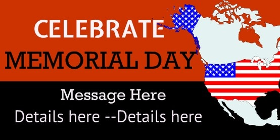 memorial day celebration in the usa