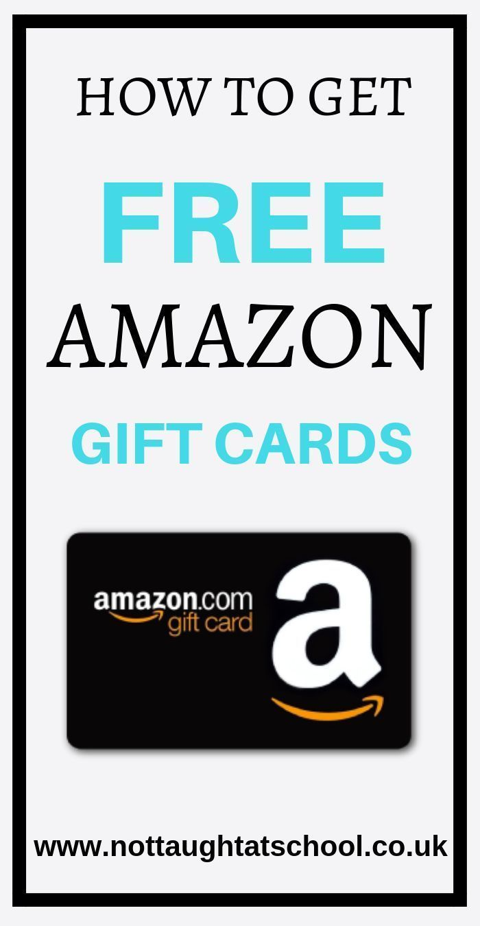 Simple Ways To Get Free Amazon Gift Cards Amazon Gifts Gift Card Giveaway Gift Card Specials