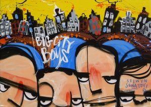 Big City Boys - Selwyn Senatori 2013