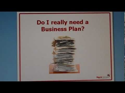 ProShops Blog Do You Really Need A Business Plan?