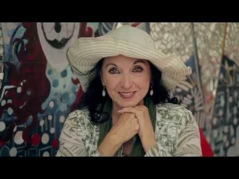 Leonard Cohen's Muse Suzanne Verdal - YouTube