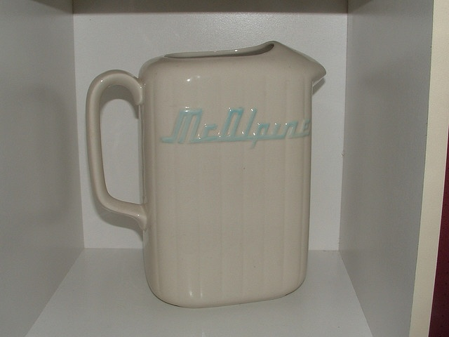 Crown Lynn McAlpine fridge jug