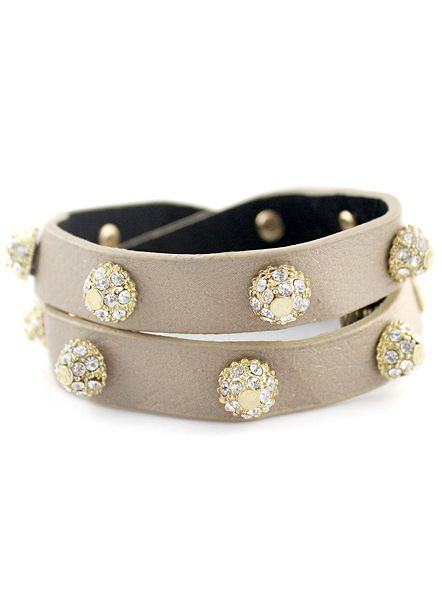 Shop Brown Diamond Leather Bracelet online. Sheinside offers Brown Diamond Leather Bracelet & more to fit your fashionable needs. Free Shipping Worldwide!