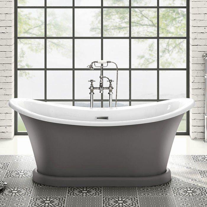 Bathroom Furniture Freestanding Lovely York Grey Freestanding Bath Modern Freestanding Bath Tub Free Standing Bath Tub Free Standing Bath Bathtub Design