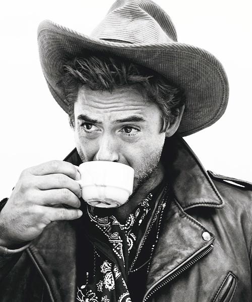 Robert Downey Jr.: Cowboys Hats, Robert Downey Jr, Style, Rdj, Coffee, Posts, Nu'Est Jr, Beautiful People,  Ten-Gallon Hats