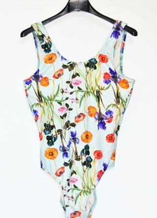 Kup mój przedmiot na #vintedpl http://www.vinted.pl/damska-odziez/stroje-kapielowe-stroje-kapielowe/14251710-kostium-kapielowy-w-kwiaty-vero-moda-nowe