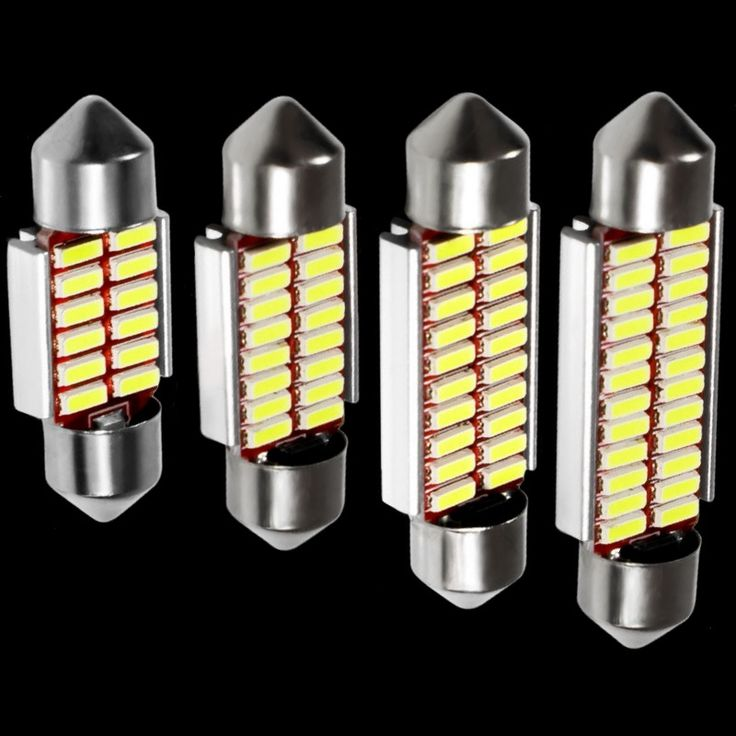 Ideal  st cke Hohe Qualit t mm mm mm mm CW CW LED CANBUS Auto Girlande Lichter