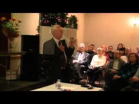 Jerzy Zięba - Ukryte Terapie cz.2 - wykład w Chicago