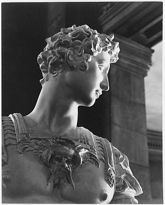 [Giuliano de'Medici by Michelangelo]