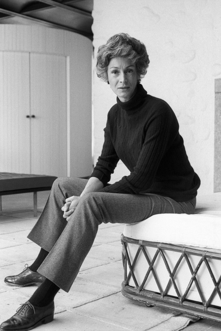 'Marella Agnelli in her new book  reveals her life as the spouse of Gianni Agnelli in their home at Villar Perosa'  JT (always in my own words)------Required Reading: Marella Agnelli, The Last Swan. via Gardenista
