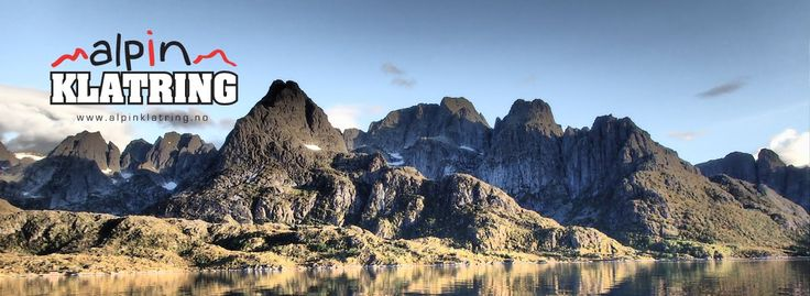 In case you like to climb in stead of walk to the Summit of #Skottind #Ballstad #Lofoten #HattvikaLodge