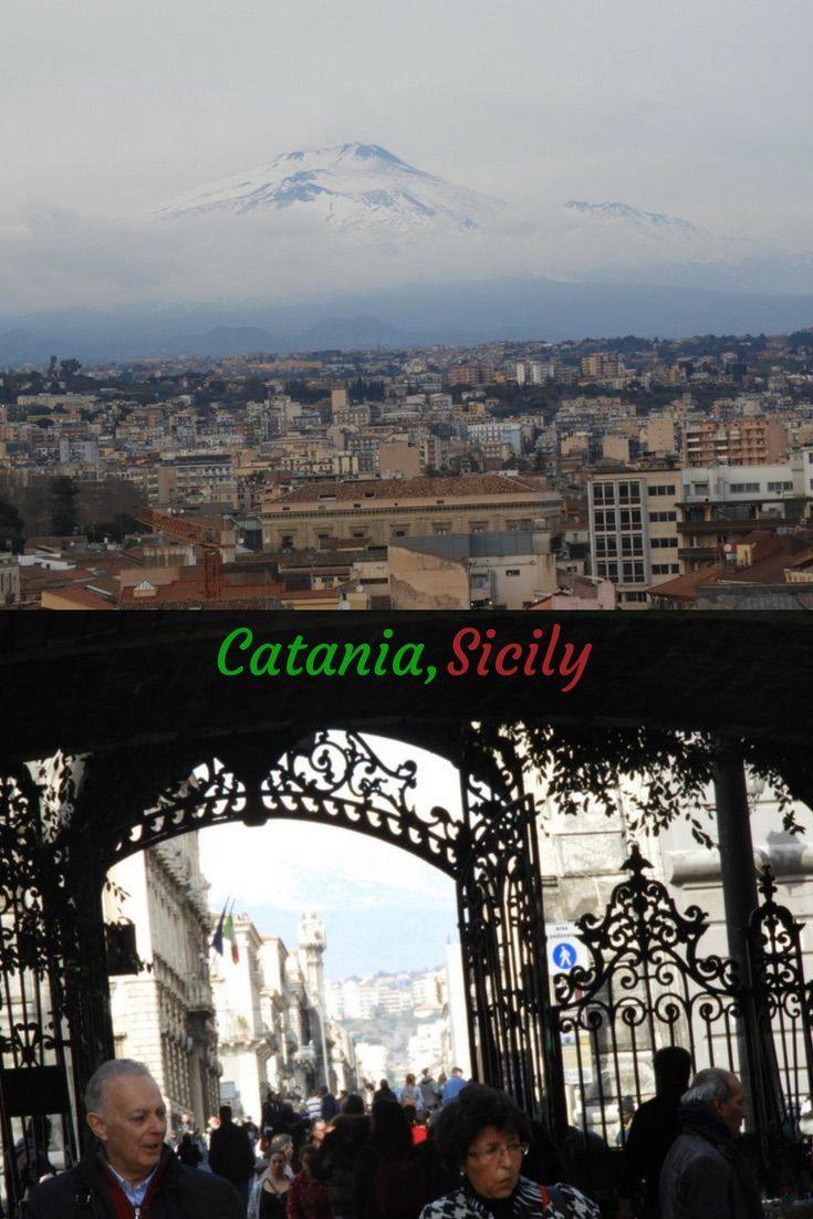 What should you expect in Catania and eastern Sicily? Learn about the sights and the iconic spots to enjoy an Italian coffee. Then, get ideas for day trips to discover the charms of eastern Sicily. It's Italy, but not as you know it! #Italy #Travel #Catania #CityBreaks