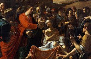 Wskrzeszenie młodzieńca z Nain obrazem naszego powrotu do życia.