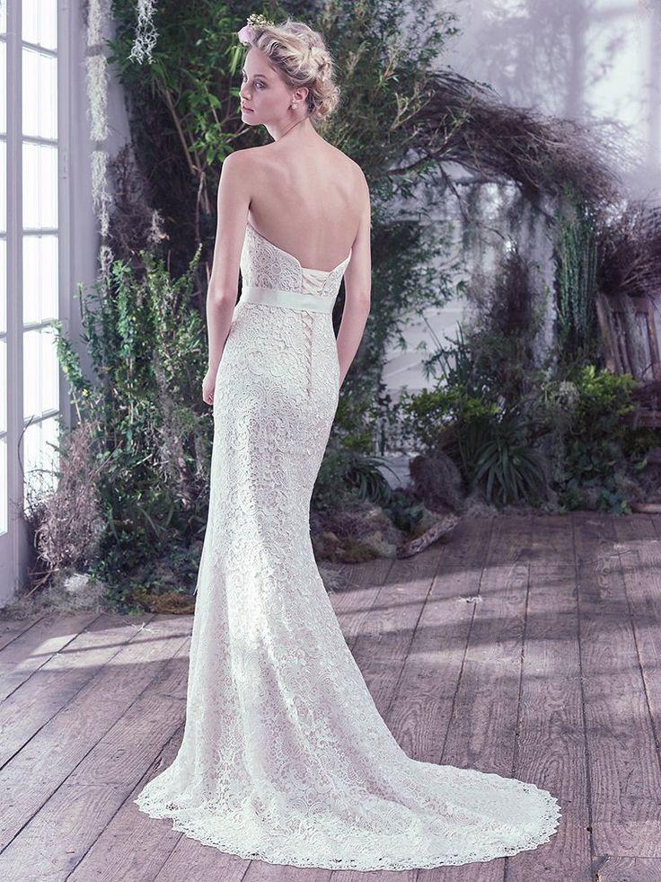 158 besten Maggie Sottero Dresses at Romashka Bridal Bilder auf ...