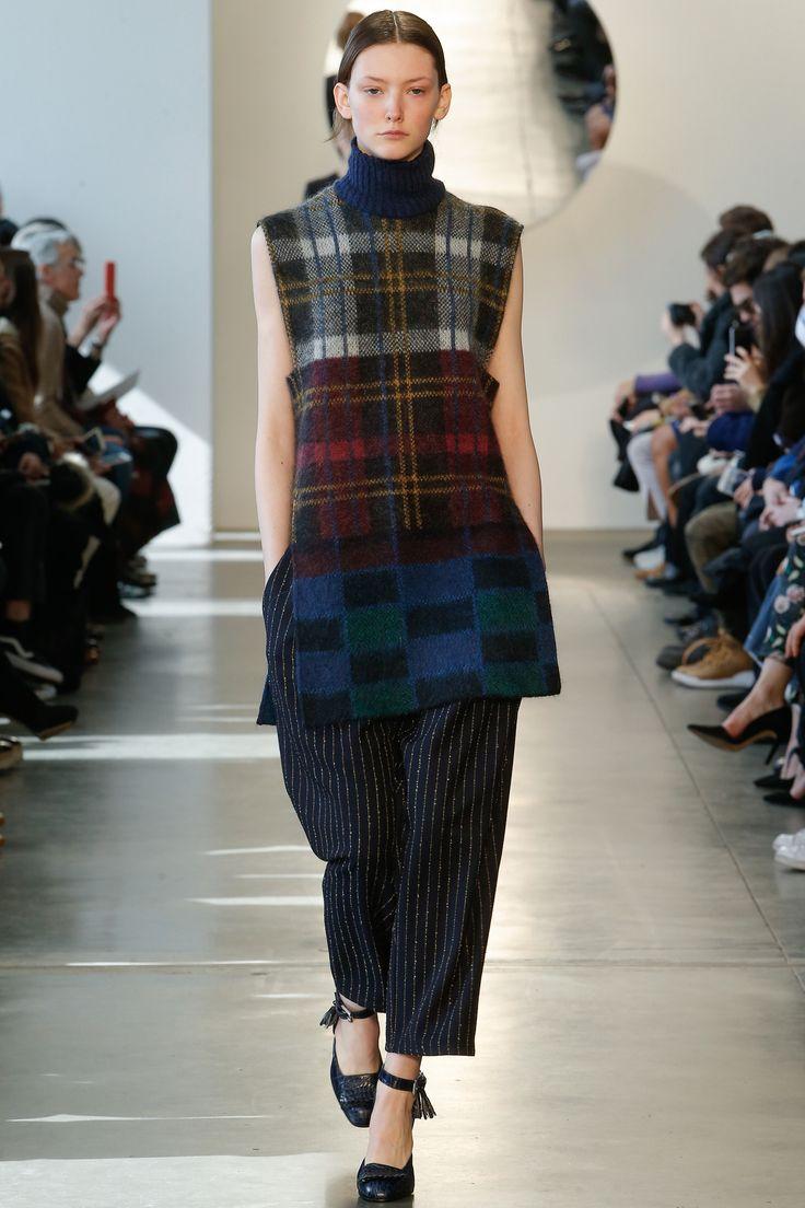 Suno Fall 2016 Ready-to-Wear Fashion Show
