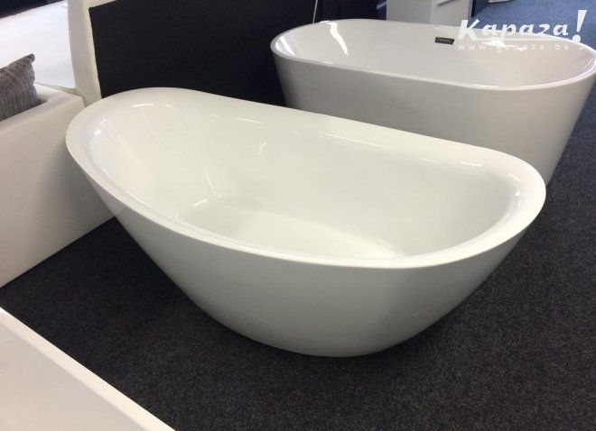 Ligbad vrijstaand bad ligbad pootjes badkamer 170, Badkamermeubels, Genk | Kapaza.be
