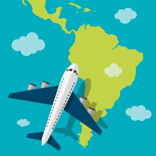 Airplane Flying On The America Air Aircraft Airline Png And