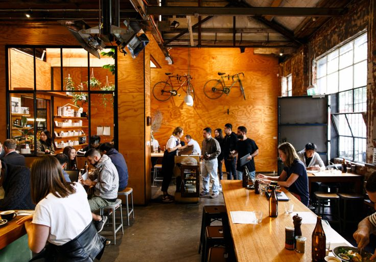 A strong contender for Melbourne's best coffee (with a menu to match).