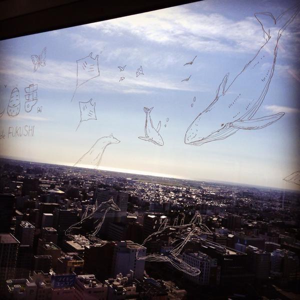 glass painting. #painting #drawing #fukushimafukushi