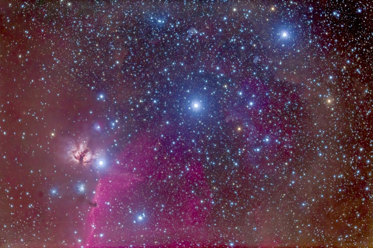 The Beautiful Belt of Orion   The Amazing Sky