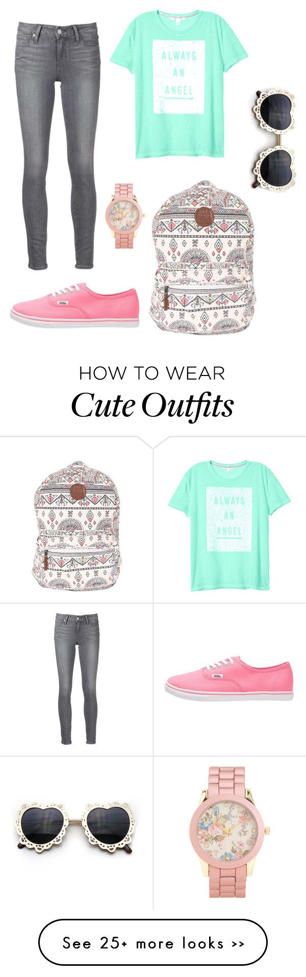 """""""My First Polyvore Outfit"""" by plants14apocalypse on Polyvore"""