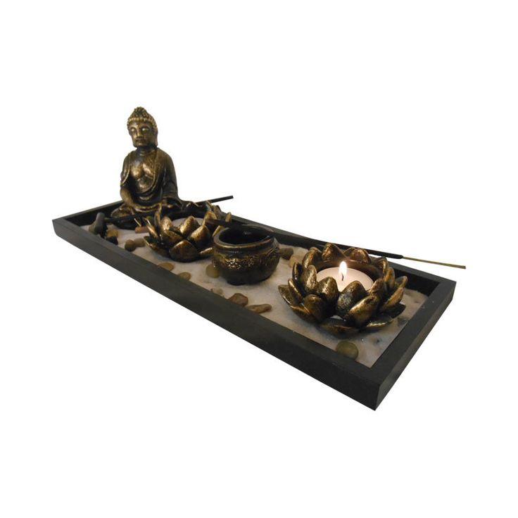 Oriental Furnishings - Japanese Desktop Zen Sand Garden, $29.00 (https://www.orientalfurnishings.com/japanese-desktop-zen-sand-garden/)