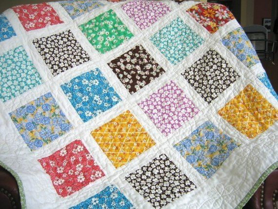 Pdf Quilt Pattern Simple Quick And Easy French Window Panes Easy Quilts Pdf Quilt Pattern Quilt Patterns