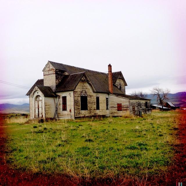 Abandoned North Carolina Homes: Abandoned Victorian Home- Paris Idaho