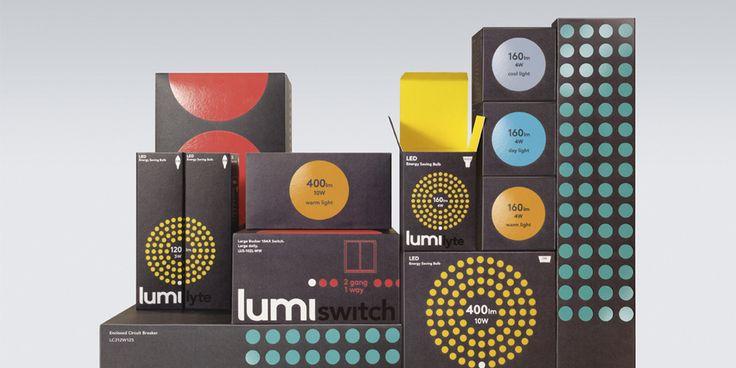 Lumi — The Dieline - Branding & Packaging Design