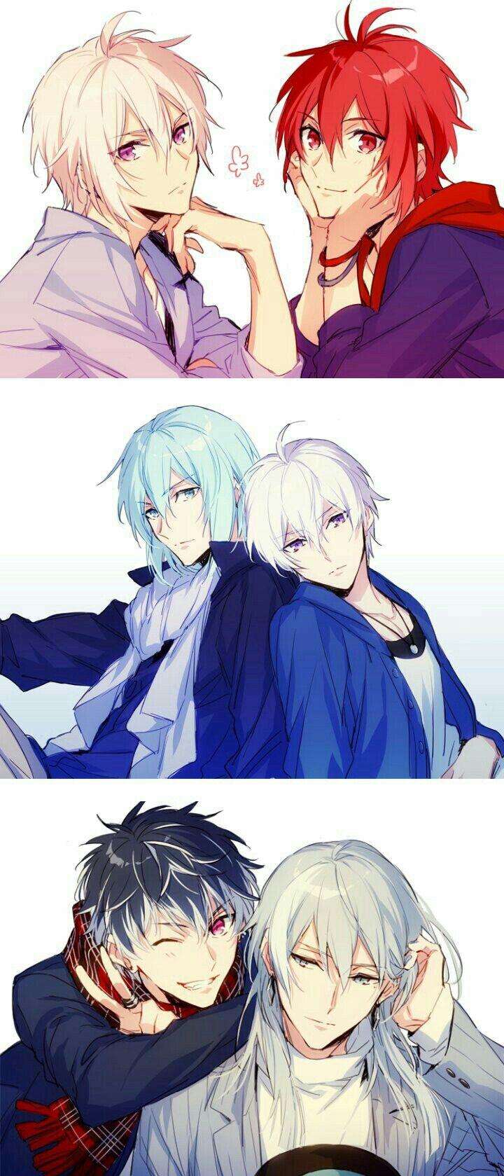 idolish7 / #anime