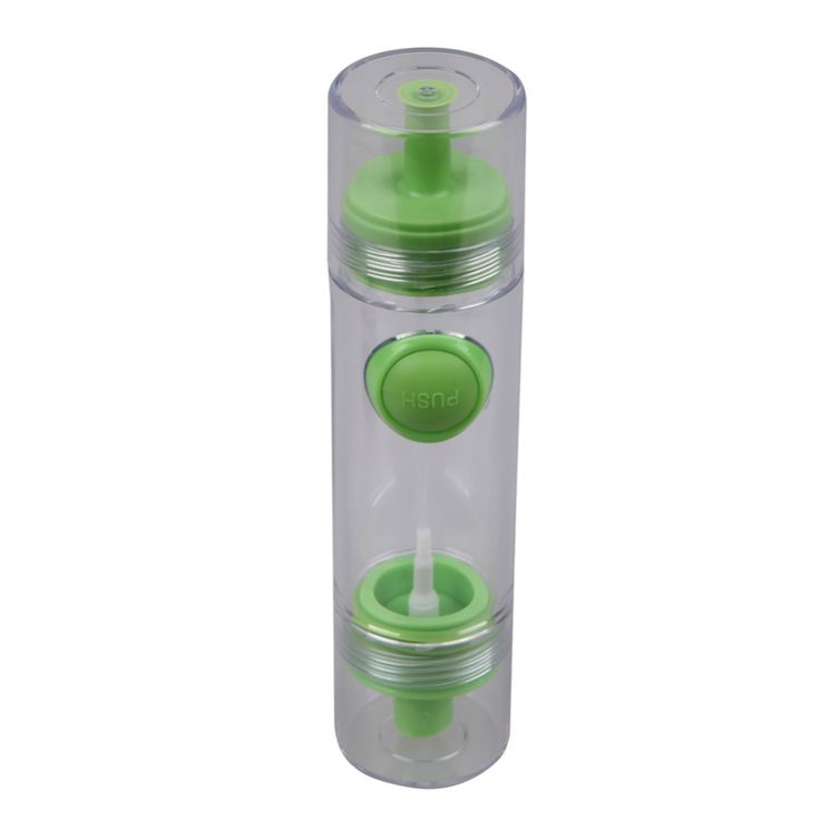Fashion 2 in 1 Cooking Olive Oil Sprayer Dispenser Cruet Kitchen Pastry Tools