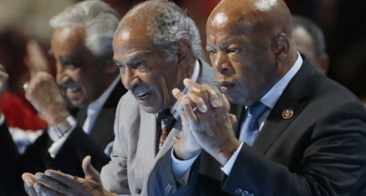 RACISTS? Congressional Black Caucus REFUSES To Meet Trump – American Lookout